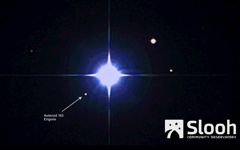 NASA and Slooh Community Telescope Seek Citizen Asteroid Hunters